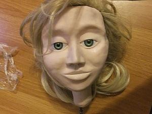 Моя первая кукла из полимерной глины | Ярмарка Мастеров - ручная работа, handmade