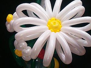 Букет из воздушных шаров | Ярмарка Мастеров - ручная работа, handmade