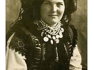 Традиционный украинский костюм. Часть вторая: старинные фото. Ярмарка Мастеров - ручная работа, handmade.