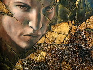 Фантастические картины Angela Betta Casale | Ярмарка Мастеров - ручная работа, handmade