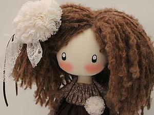 Куколка Лили Кудряшка...новый образ | Ярмарка Мастеров - ручная работа, handmade