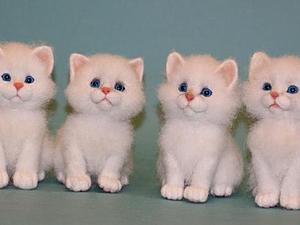 МК по котикам 16- 23 марта(оплата указана за два дня) | Ярмарка Мастеров - ручная работа, handmade