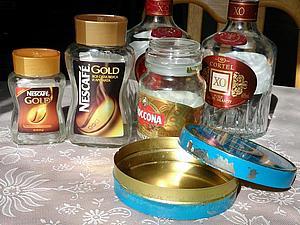 Питер. Отдам стеклянные бутылки и банки. самовывоз. | Ярмарка Мастеров - ручная работа, handmade