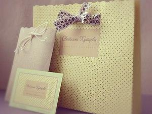 Маленькие осенние приятности - новый дизайн упаковки:) | Ярмарка Мастеров - ручная работа, handmade
