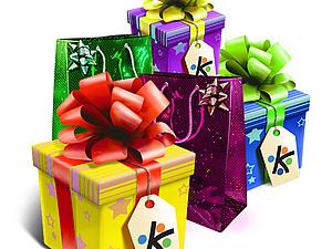 Целый мешок подарков от Дедушки Мороза! | Ярмарка Мастеров - ручная работа, handmade