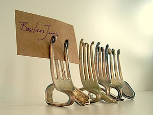 Новая жизнь старых столовых приборов. | Ярмарка Мастеров - ручная работа, handmade
