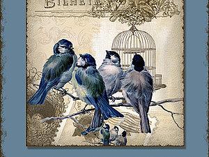 История возниконовения открытки! | Ярмарка Мастеров - ручная работа, handmade