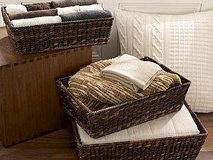 Плетеные корзины в современном интерьере.   Ярмарка Мастеров - ручная работа, handmade