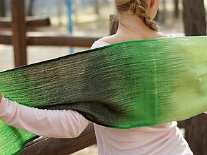 Домотканыe шарфы. Часть 3 | Ярмарка Мастеров - ручная работа, handmade