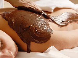 Шоколадный скраб для тела | Ярмарка Мастеров - ручная работа, handmade