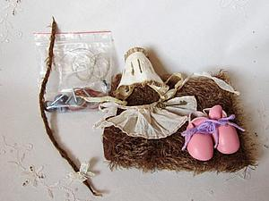 Новинка!!!!  набор для создания крыски Vincenza. Ярмарка Мастеров - ручная работа, handmade.