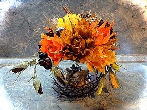 Букет из конфет для чайников | Ярмарка Мастеров - ручная работа, handmade