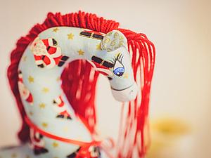 Аукцион - сюрприз! Сказочная лошадка!   Ярмарка Мастеров - ручная работа, handmade