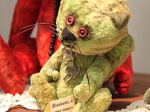 Кукольный Салон на Тишинке 8 октября   Ярмарка Мастеров - ручная работа, handmade