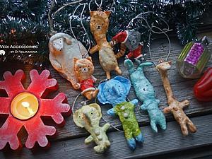 Скидка 50% на Новогоднее   Ярмарка Мастеров - ручная работа, handmade