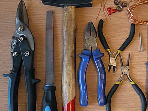 Инструменты для работы с медью: обзор для новичков. Ярмарка Мастеров - ручная работа, handmade.