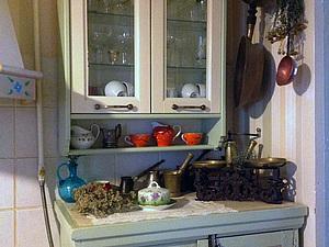 Переделка старого шкафа. Кухня в стиле кантри | Ярмарка Мастеров - ручная работа, handmade