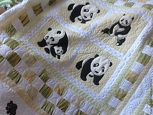 Приглашаю  на аукцион: лоскутное одеяло