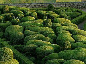 Волшебные сады Маркессак | Ярмарка Мастеров - ручная работа, handmade