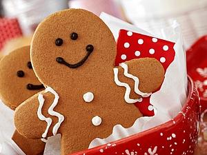 Новогодние пряничные человечки - что за чудо и с чем его едят... | Ярмарка Мастеров - ручная работа, handmade