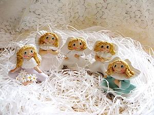 Ангелы!!!!!!!!!)))))) | Ярмарка Мастеров - ручная работа, handmade