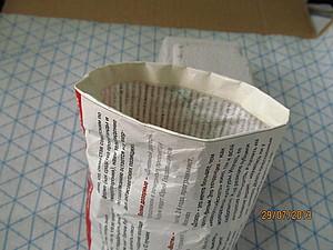 Как сделать объемный бумажный пакет без клея. Ярмарка Мастеров - ручная работа, handmade.