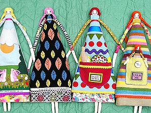 Потрясающие куклы Annie Montgomerie, handmade