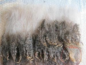 Как рассчитать коээфициенты усадки и анализ фактуры войлока для цельноваляной одежды. Ярмарка Мастеров - ручная работа, handmade.