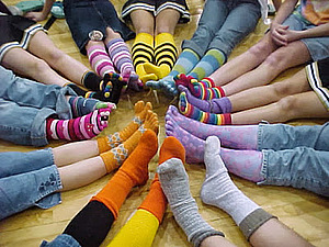 24 октября &#8212&#x3B; День любви к теплым (вязаным) носкам!. Ярмарка Мастеров - ручная работа, handmade.