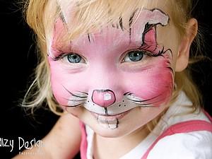 Детский боди - арт от Christy Lewis | Ярмарка Мастеров - ручная работа, handmade