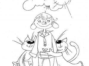 Имбирвилльские коты | Ярмарка Мастеров - ручная работа, handmade