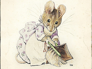 Иллюстрации Беатрис Поттер | Ярмарка Мастеров - ручная работа, handmade