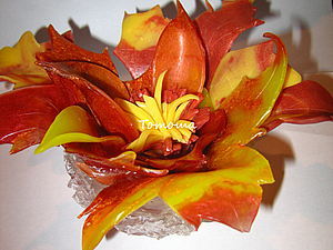 """Мыльный букет """"Осень"""". Ярмарка Мастеров - ручная работа, handmade."""