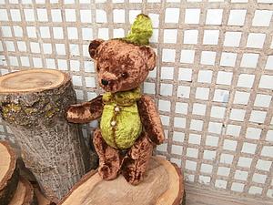 Аукцион с Нуля!!! Тедди Мишка Ищет Дом!!!! | Ярмарка Мастеров - ручная работа, handmade