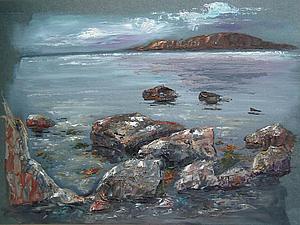 Взгляд в прошлое... Зарисовки с Белого моря   Ярмарка Мастеров - ручная работа, handmade