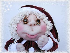 Акция окончена. Скидка 30% на мою куколку-блондиночку и розыгрыш эльфика | Ярмарка Мастеров - ручная работа, handmade