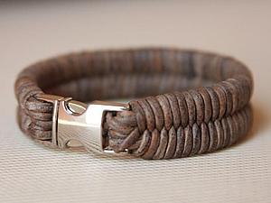 25% скидки на мужские браслеты | Ярмарка Мастеров - ручная работа, handmade