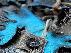 МК Елочные украшения в Скандинавском стиле. Ярмарка Мастеров - ручная работа, handmade.