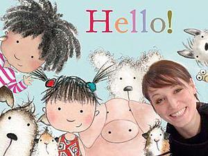 Удивительная серия детских книг «Zoe and Beans» с забавными иллюстрациями от Mick and Chloe Inkpen. Ярмарка Мастеров - ручная работа, handmade.