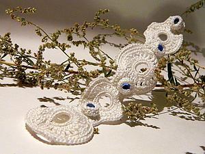 Мастер-класс: вязаный браслет «Сочные ягоды». Ярмарка Мастеров - ручная работа, handmade.