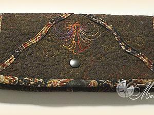 Шьем удобный и вместительный кошелёк   Ярмарка Мастеров - ручная работа, handmade