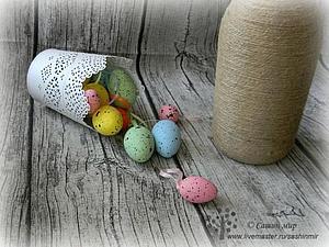 С праздником Светлой Пасхи! | Ярмарка Мастеров - ручная работа, handmade