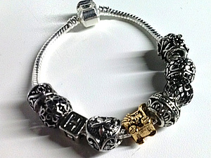 Именные браслеты на заказ   Ярмарка Мастеров - ручная работа, handmade