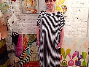 Тутта Ларсен и ее пузожитель посетили шоурум | Ярмарка Мастеров - ручная работа, handmade