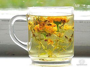 Чай из трав. | Ярмарка Мастеров - ручная работа, handmade
