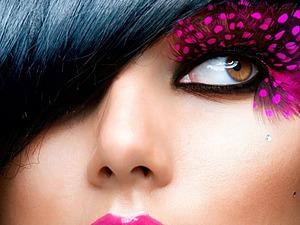 Не для слабонервных! Необычные украшения для глаз. Ярмарка Мастеров - ручная работа, handmade.