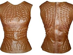 Одежда, созданная бактериями   Ярмарка Мастеров - ручная работа, handmade