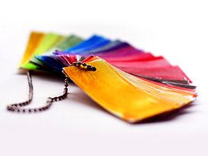 Роль цветовых стереотипов
