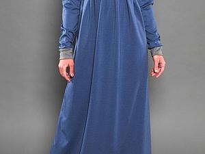 Платье в пол со скидкой 2700   Ярмарка Мастеров - ручная работа, handmade