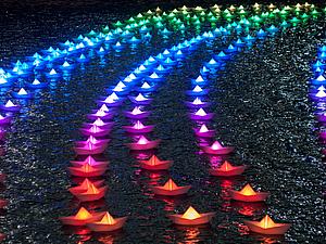 Флотилия из 300 корабликов | Ярмарка Мастеров - ручная работа, handmade